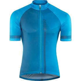 Santini Vento Maillot de cyclisme Homme, bluette